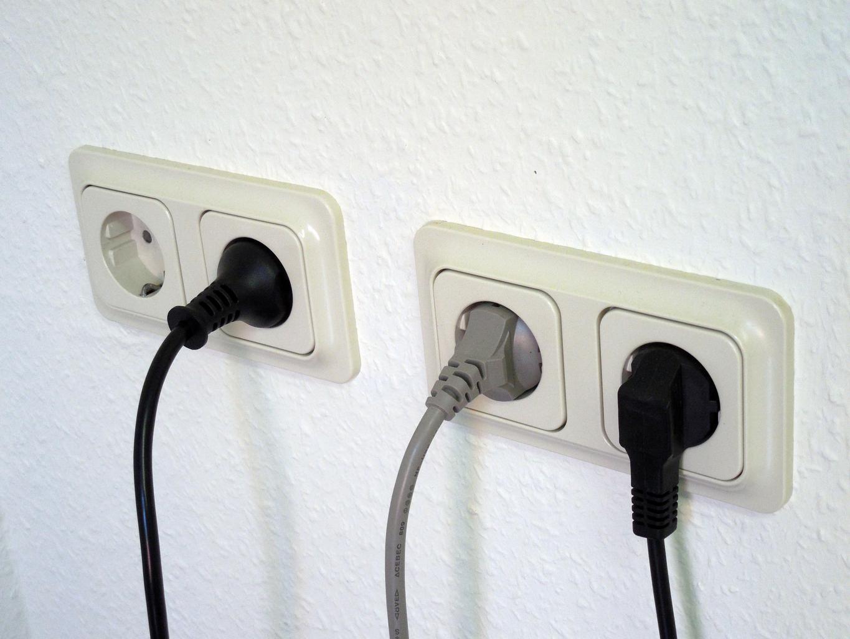 elektrické zásuvky