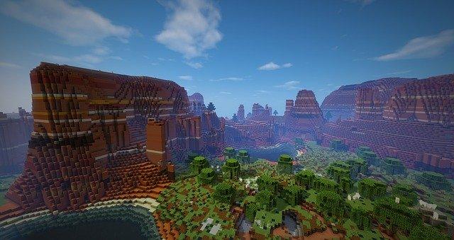 panoráma z hry Minecraft.jpg