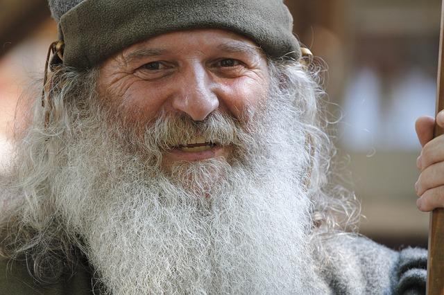 ujo s bradou
